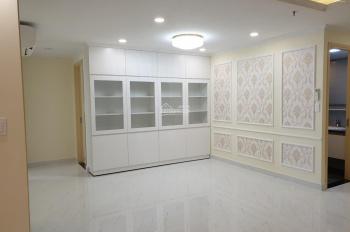 Chính chủ cho thuê căn góc 3PN tầng cao view đẹp, nội thất mới 100%. LH em Quyên 0902823622