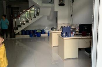 Cho thuê nhà 1T 2L, 4 phòng ngủ, giá 14tr/tháng, KDC Hiệp Thành 3, Thủ Dầu Một, LH 0911.645.579