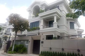 Cần cho thuê gấp biệt thự cao cấp PMH, Q7 nhà đẹp, mới, giá rẻ nhất. LH: 0917300798 Hằng