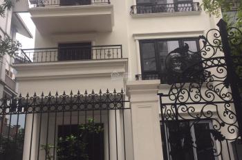 Cho thuê nhà phố Trung Văn Vinaconex, DT 70m2*4,5 tầng, mặt tiền 5m, ô tô đỗ cửa, giá 28tr/th