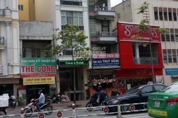 Bán khách sạn MT Nguyễn Thái Học, Quận 1, DT: 4.18x20m, 7 lầu, hầm thang máy