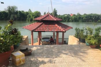 Biệt thự nghỉ dưỡng, view sông cho thuê