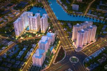 Bán căn hộ Diamond ngay mặt tiền Võ Văn Kiệt, 72m2 giá 1 tỷ 9. Đi Q. 1 hết 15p