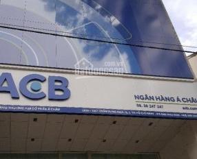 Bán tòa nhà mặt tiền đường Võ Trường Toản, Bình Thạnh, 6*29m. Đang cho ngân hàng thuê