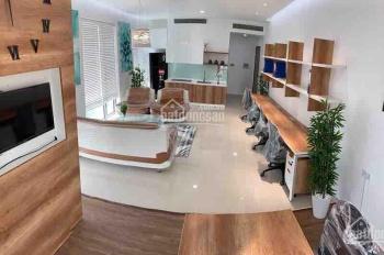 Chuyên cho thuê căn hộ officetel cao ốc Golden King, ngay trung tâm Phú Mỹ Hưng