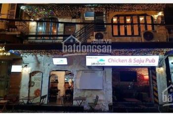 Sang nhượng nhà hàng phố Đào Duy từ 2.5 tầng, mặt tiền 8 - 10m, giá thuê rẻ nhất 50 tr/th