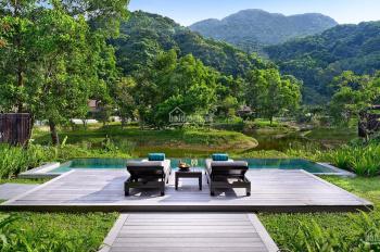 Cần bán biệt thự trên đồi view biển của dự án Laguna Lăng Cô - Banyan Tree