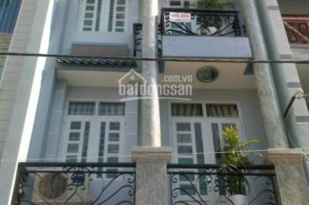 Bán nhà hẻm Cô Giang, quận 1, trệt, 4 lầu, ST, 10 căn hộ dịch vụ, thu nhập 35tr/tháng, giá: 12 tỷ
