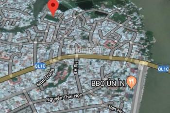 Cần bán lô đất đường Hà Thanh, cách đường 2/4 300 m, cách trung tâm thành phố 400 m