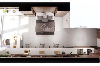 Cho thuê căn hộ officetel River Gate, Quận 4, 35m2, giá 14 triệu/tháng. LH: 0908268880