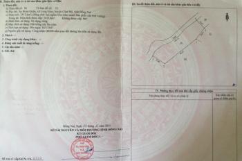 Bán đất chính chủ sổ hồng trao tay, diện tích 7600m2, LH: 0932171166