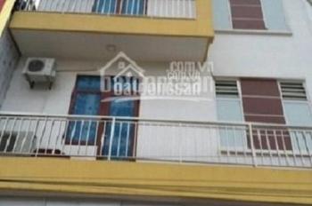 Bán chung cư mini phố Bà Triệu-Hà Đông (52m2*6tầng) thu nhập trên 20tr/tháng. LH 0963.551.368