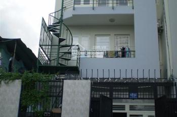 Bán nhà mặt phố đường Thành Thái gần 3/2, P12, Quận 10, (13 x 15m) 1 trệt 2 lầu ST, giá 27.5 tỷ