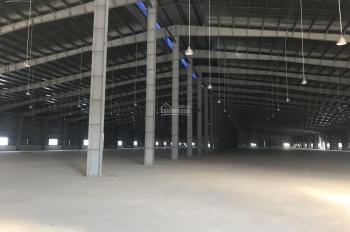 Cho thuê kho xưởng DT: 5000m2, 20.000m2 đến 80.000m2 tại KCN Đại Đồng Hoàn Sơn, Tiên Du, Bắc Ninh