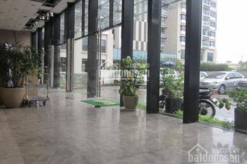 Cho thuê mặt bằng sàn thương mại tại phố Trung Kính. Ngay cạnh ngã tư, LH 0989458613