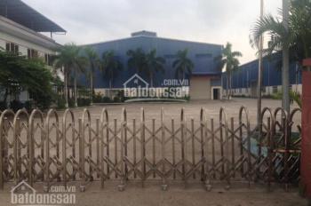 Bán đất có xưởng công nghiệp DT 5000m2, 9000m2 tại An Khánh, Hoài Đức. LH: 0903425299
