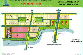 Đất Cảng Sài Gòn sổ hồng cá nhân, giá 26.5 tr/m2! 0909772116