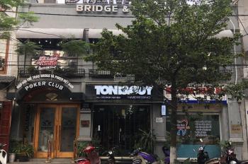 Cho thuê nhà mặt phố tại đường Hoàng Văn Thụ, DT 85m2, MT 5m, giá 25 triệu/th