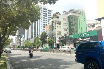 Cho thuê nhà MT Ký Con, P. Nguyễn Thái Bình, Quận 1. Vị trí nằm gần đường Nguyễn Thái Bình
