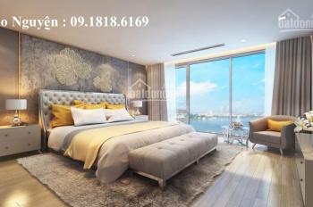 Bán CC Golden Place, Mễ Trì, 120m2 thiết kế 3PN, 2WC tầng 10 tháp B 31tr/m2 nhà Full nội thất sổ đỏ
