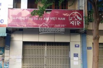 Cho thuê nhà nguyên căn mặt tiền nhà phố gần trung tâm thương mại Bà Rịa