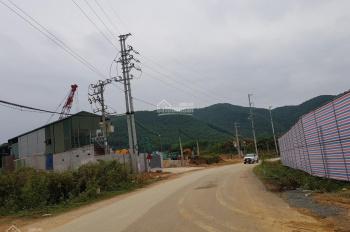 Thanh lý gấp 1729m2 đất làm nhà xưởng với giá rẻ nhất khu vực đường bãi Dài, Tiến Xuân, Thạch Thất