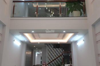 Bán nhà mặt tiền Nguyễn Văn Đậu, P5, Phú Nhuận, 8x20m, hầm, trệt, lửng, 6 lầu. 45 tỷ