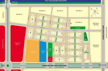 Đất Tam Phước gần sân bay Long Thành, mặt tiền 60m, SHR, giá chỉ 720tr/nền, LH: 082 815 3016