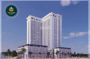 Sở hữu căn góc cao cấp 2 mặt thoáng, tầng đẹp view trọn Vinhomes Riverside, Mở bán ck 3%