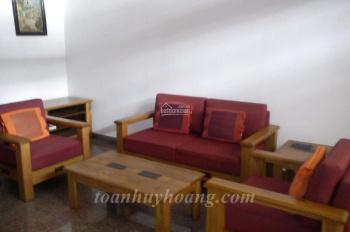 Cho thuê nhà đường Tản Đà, 5 phòng ngủ khép kín, giá 30 triệu/th-Toàn Huy Hoàng