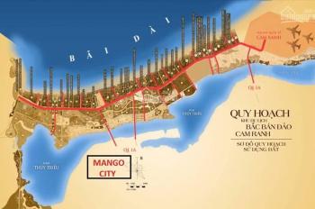 Sản phẩm đất nền độc nhất vô nhị tại thị trường BĐS biển, dự án Mango City