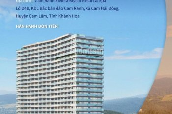 ApartHotel Crystal Holidays Cam Ranh Riviera trực tiếp chủ đầu tư. LH 0902214533