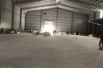 Hơn 1500m2 kho xưởng cần cho thuê mặt tiền đường Tạo Lực 5, Võ Nguyên Giáp, Thủ Dầu Một, Bình Dương