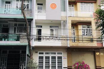 Cho thuê nhà mới đẹp 1 trệt 3 lầu KDC Long Thịnh, đường số 9, giá 10 triệu/tháng
