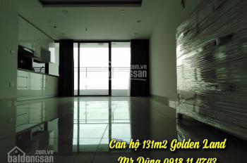 Bán căn 3PN Golden Land - Ban công ĐN - Giá 27.542 tr/m2 - Nộp 30% nhận nhà - LH: 0918.11.4743