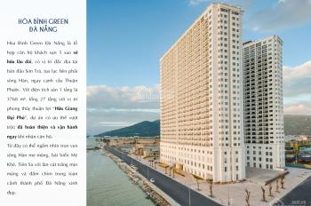 90% nhà đầu tư xuống tiền tại condotel Hòa Bình Green Đà Nẵng vì vị trí vàng?