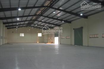 Cho thuê kho xưởng diện tích 1200m2 giá 50tr/tháng, nằm trên Đường Song Hành, Quận 12