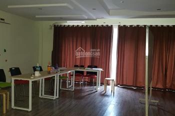 Cho thuê nhà mặt phố Hoàng Hoa Thám, Ba Đình. DT 80m2 x 6 tầng 1 hầm thông sàn thang máy, điều hòa