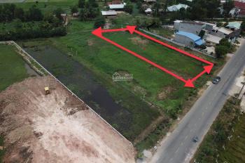 Chính chủ bán đất mặt tiền TL2, Tỉnh Lộ 2, 1164m2 phù hợp xây xưởng kho, giá rẻ 0907083333