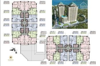 Bán căn 146m2, 3pn cam kết rẻ nhất dự án D'. Le Roi Soleil - Quảng An, Tây Hồ