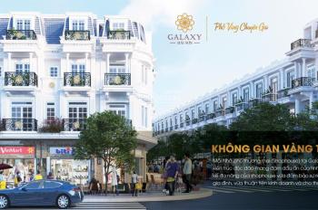 Siêu dự án Galaxy Hải Sơn với 68 căn shophouse và 200 nền đất thổ 100%, SHR với chỉ từ 10tr/m2