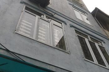 Bán nhà 4 tầng tại Thuý Lĩnh, Lĩnh Nam, DTSD 120m2