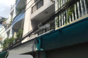 Nhà Đinh Tiên Hoàng, gần Q1. DT 4,2x14m 2 lầu 4PN giá 27 tr/th