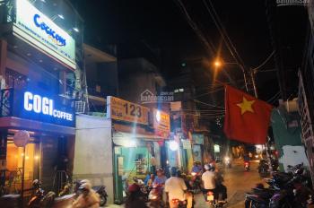 Bán căn góc MT đường Nguyễn Du, P7, ngay trường học, ngay chợ GV dễ kinh doanh, 5.5 tỷ, 0983750975