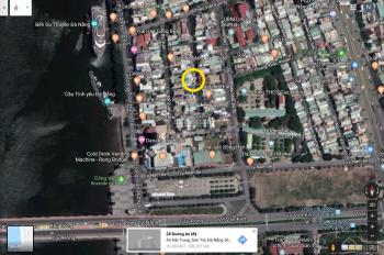 Bán đất đường An Mỹ (cách đầu Cầu Rồng 300m, cầu Tình Yêu 400m, chợ đêm Sơn Trà 110m), giá: 8.2 tỷ