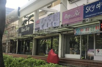 Cho thuê shop kinh doanh Mặt tiền đường Nguyễn Văn Linh, Phú Mỹ Hưng, Quận 7