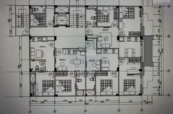 Bán tòa nhà mặt tiền 210-212 Hồng Hà, P9, Phú Nhuận, 12x24m, hầm 8 tầng, TN 350 triệu/th. Giá 80 tỷ