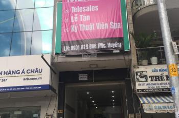 Bán nhà 3 lầu mặt tiền Trần Bình Trọng, phường 3, quận 5, DT: 4x16m, giá 25 tỷ TL