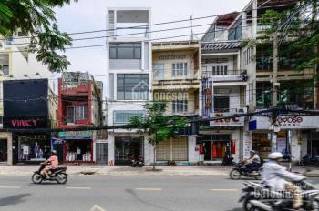 Bán nhà mặt tiền Phạm Hữu Chí, P12, quận 10, DT công nhận: 71.2m2, giá 13.7 tỷ TL
