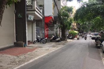 Bán gấp nhà mặt phố Nguyễn Khắc Nhu 14 tỷ, 40m2 x 6 tầng, thang máy, KD đắc địa